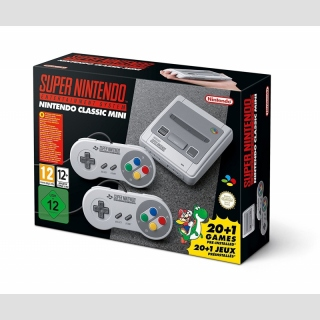 Super Nintendo Entertainment System: Nintendo Classic Mini (PAL)