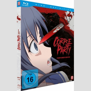 Corpse Party: Tortured Souls Blu Ray Gesamtausgabe