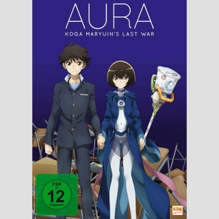 Aura - Koga Maryuins Last War DVD