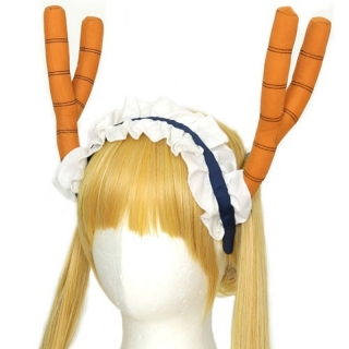 Miss Kobayashis Dragon Maid Tohrus Horn Headband