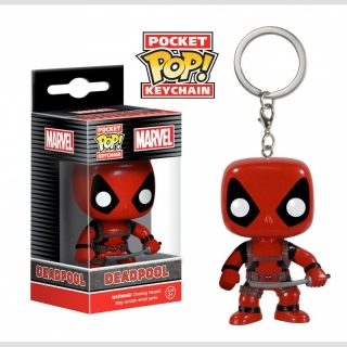 Pocket POP! Keychain Marvel Deadpool