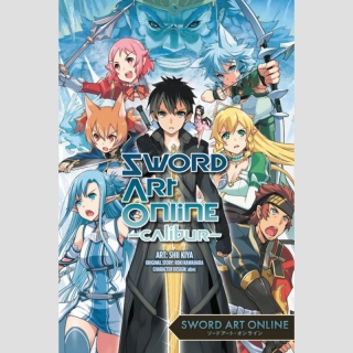 Sword Art Online Calibur Manga (One Shot)