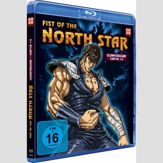 Fist of the North Star Blu Ray Gesamtausgabe