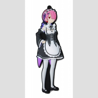 Re:Zero -Starting Life in Another World- BIG Gummi-Schlüsselanhänger -Ram-