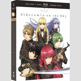 Alderamin on the Sky Blu Ray/DVD Combo Pack