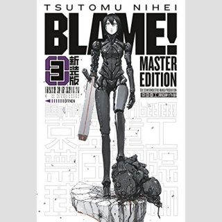 Blame! Master Edition Nr. 3 (Hardcover)