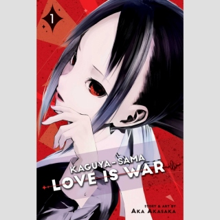 Kaguya-sama Love is War vol. 1