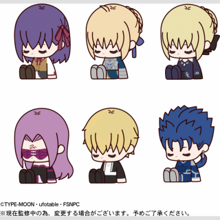 Fate/Stay Night Heavens Feel Utatane Collection
