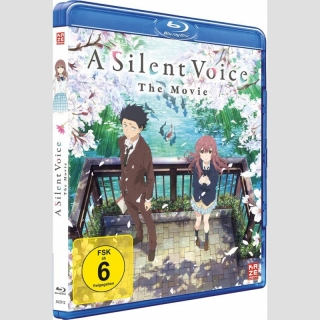 A Silent Voice Blu Ray