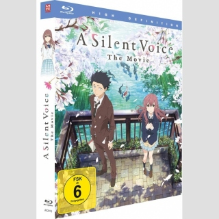 A Silent Voice Blu Ray Deluxe Edition