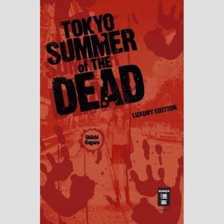 Tokyo Summer of the Dead Luxury Edition (Hardcover, One Shot)
