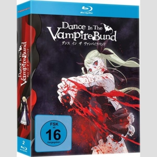 Dance in the Vampire Bund Blu Ray Gesamtausgabe