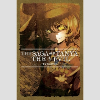 The Saga of Tanya the Evil - Light Novel vol. 3
