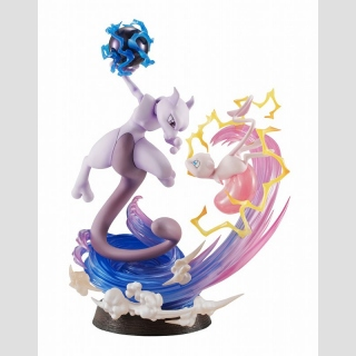 G.E.M. Series Pokemon Mew & Mewtwo
