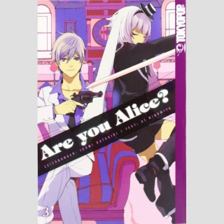 Are you Alice? Nr. 3
