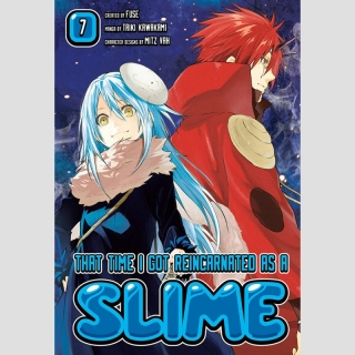 That Time I Got Reincarnated as a Slime vol. 7 [Manga]