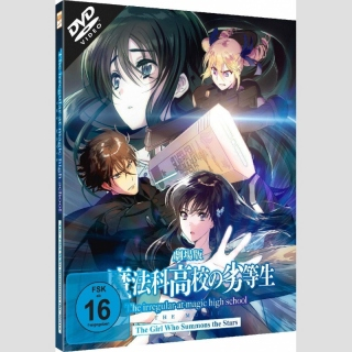 The Irregular at Magic High School Movie DVD - The girl who summons the stars