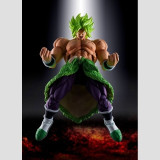 S.H.Figuarts Dragon Ball Super The Movie -Broly- Super Saiyan Broly Fullpower Ver.