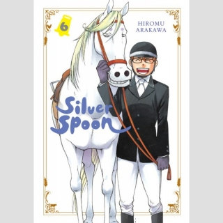 Silver Spoon vol. 6