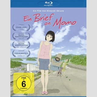 Ein Brief an Momo Blu Ray