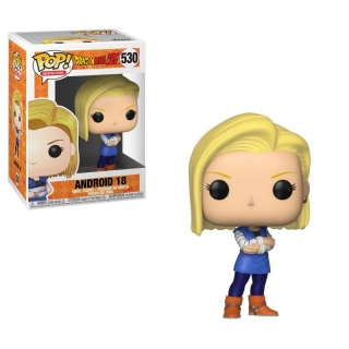 Funko POP! Animation Dragon Ball Z -Android 18-