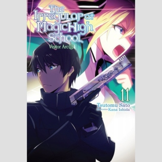 Irregular at Magic High School vol. 11 [Light Novel]