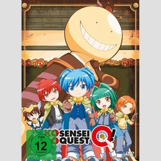 Assassination Classroom: Koro Sensei Quest! [DVD]