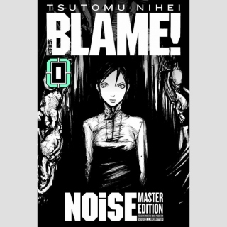 Blame! 0: NOiSE [Master Edition] (Einzelband, Hardcover)