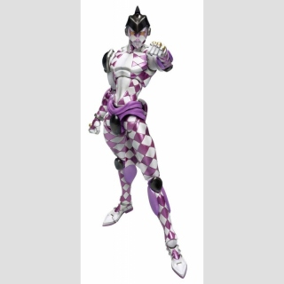 JoJos Bizarre Adventure Part V: Golden Wind Super Action Statue -Purple Haze-