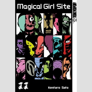 Magical Girl Site Nr. 11