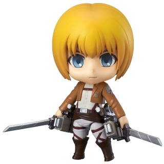 Attack on Titan Nendoroid Actionfigur Armin Arlert 10 cm