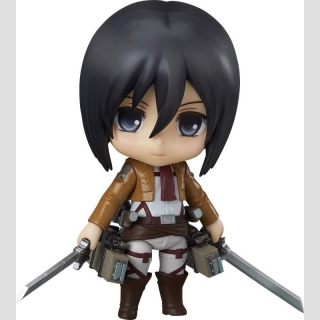Attack on Titan Nendoroid Actionfigur Mikasa Ackerman 10 cm