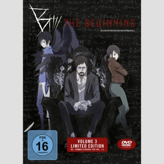 B: the Beginning DVD Komplett-Set