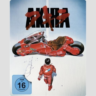 Akira Blu Ray **Steelbook Limited Special Edition**