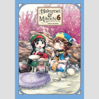 Hakumei and Mikochi - Tiny Little Life in the Woods vol. 6