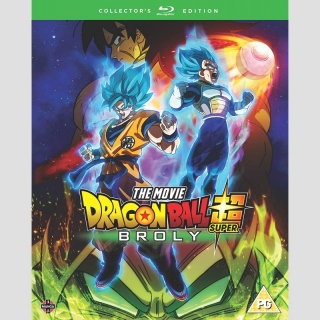 - Dragon Ball Super The Movie -Broly- Blu Ray Collectors Edition