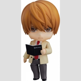 Death Note Nendoroid Actionfigur Light Yagami 2.0 10 cm