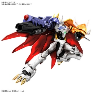 Figure-rise Standard Digimon Adventure Plastic Model Kit -Omegamon (AMPLIFIED)-
