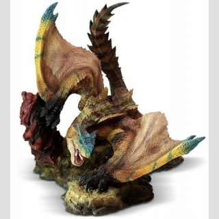 Monster Hunter: Capcom Figure Builder Creators Model Brute Tigrex (Reprint Edition)