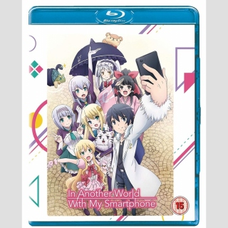 In Another World with my Smartphone Blu Ray Complete Collection