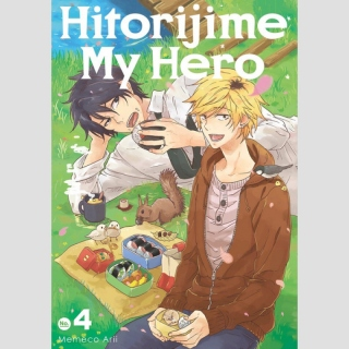 Hitorijime - My Hero vol. 4