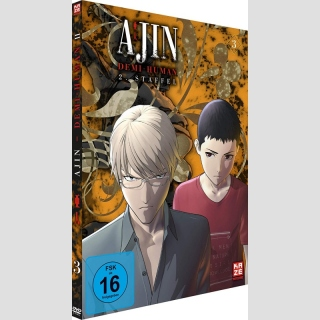 Ajin - Demi-Human DVD vol. 3