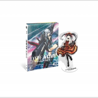 Date A Live Blu Ray vol. 2 [Limited Steelcase Edition]