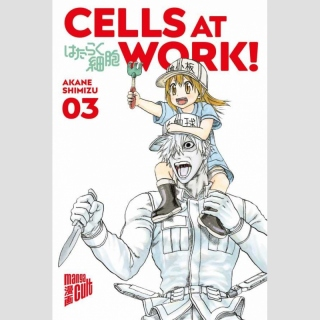 Cells at Work! Nr. 3