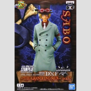 One Piece Stampede DXF The Grandline Men vol. 2 -Sabo-