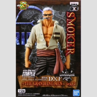 One Piece Stampede DXF The Grandline Men vol. 3 -Smoker-