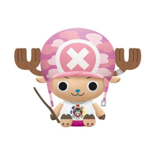 One Piece Stampede Mega Size Plüsch -Chopper- Treasure Hunting Clothes
