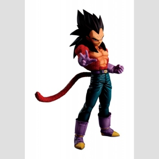 Dragon Ball GT Ichibansho Statue -Super Saiyan 4 Vegeta-