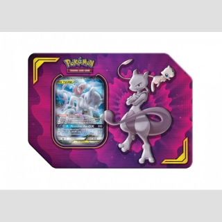 Pokemon Tag Team Tin Box -Mewtu & Mew-
