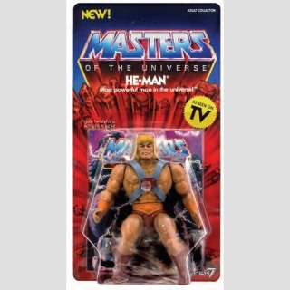 Masters of the Universe Vintage Collection -He-Man-